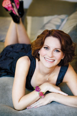 Out Loud! author Meg Cabot
