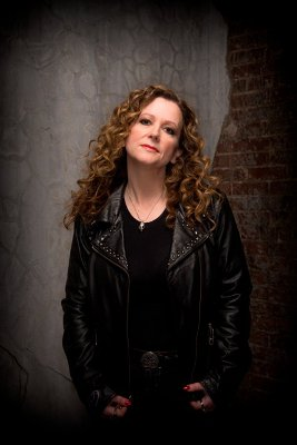 Out Loud! author Laurell K. Hamilton